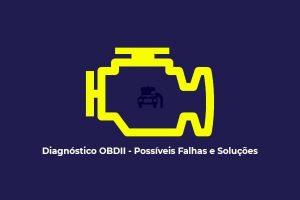 Se luz de advertência injeção eletrônica acendeu e gravou o código de falha P0015 OBD2